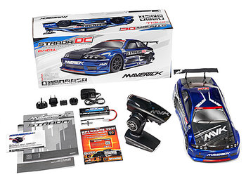 "Maverick Strada DC 1/10 RTR Drift Car ""New Edition"""