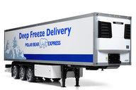 Tamiya 56319  1/14 3-axle reefer Semi trailer