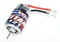 Traxxas 3785 Motor, Titan 12T (12-Turn, 550 size)