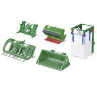 Siku 3658 Accessories-Set for Front Loader