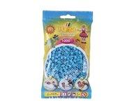 Hama 207-49 midi pärlor 1000st ljus blå