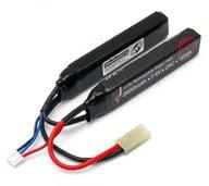 Vapex LP305 Battery 7,4V 2600mAh 25C Li-Po Split Airsoft