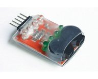 Maxam Low Voltage Buzzer 2-4 LiPo
