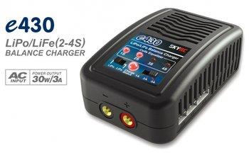 SkyRC e430 Charger LiPo/LiFe 2-4S 1-3A