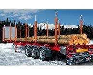 Italeri 3868S 1:24 Timber trailer