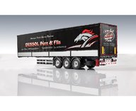 Italeri 3885S 1:24 Cargo trailer