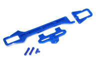 Traxxas 7623 Upper chassis (long)/ battery hold down