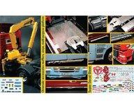 Italeri 3854S 1:24 Truck accessoires set
