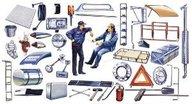Italeri 0764S 1:24 Truck accessoires set