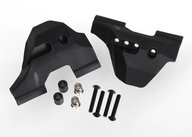 Traxxas 6732  Suspension arm guards, front (2)/ guard spacers (2)/ hollow balls (2)/ 3X16mm BCS (8)
