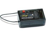 Carson 500501537 Reflex Stick 2, 6 Kanal 2,4 GHz