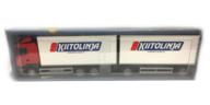 Emek 89777 Scania Distributionsbil med Släp Kiitolinja