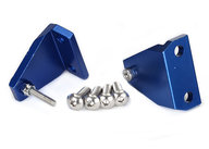 traxxas 5731X Trim tab adjuster (2)/ 4x12mm BCS stainless (4)/ 3x18mm BCS (stainless) (2)/ NL 3.0 (2)