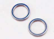 Traxxas 5182 Ball bearings, blue rubber sealed (20x27x4mm) (2)