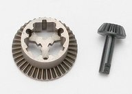 Traxxas 7079  Ring gear, differential/ pinion gear, differential