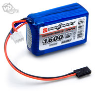 Vapex VP93558 Receiver Battery Li-Fe 6,6V 1600mAh Cube