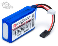 Vapex VP93572 Receiver Battery Li-Fe 6,6V 1000mAh Cube