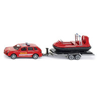 Siku 2549 1:55 Car with trailer Hovercraft