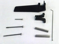 Feilun FT009-7 rudder