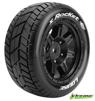 Louise L-T3296B Tires & wheels X-ROCKET X-Maxx (MFT) (2)