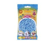 Hama 207-46 midi pärlor 1000st pastell blå