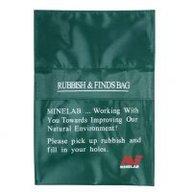 Minelab Rubbish & Finds Bag (10 Pack)