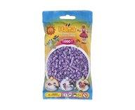 Hama 207-45 midi pärlor 1000st pastell lila