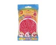 Hama 207-33 midi pärlor 1000st cerise rosa