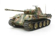 Tamiya 1/25 R/C German Tank Panther Ausf.A (w/Control Unit)