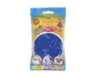 Hama 207-36 midi pärlor 1000st neon blå