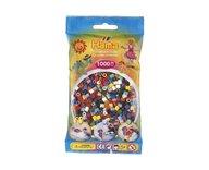 Hama 207-67 midi pärlor 1000st 22 färger