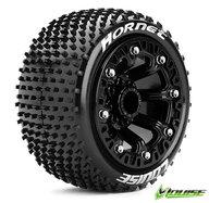 Louise L-T3217SB Tire & Wheel ST-HORNET 2.2'' musta soft 2)