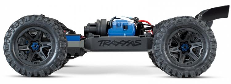 Traxxas E-REVO 2 0 Brushless 4WD TQi TSM w/o bat & charger RTR