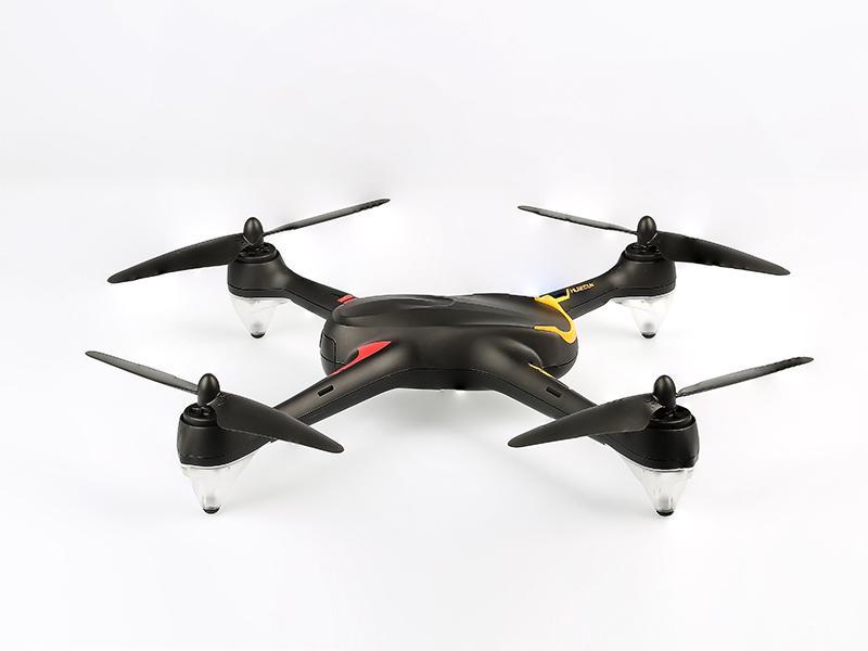 Brushless quadcopter