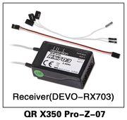 Walkera PRO-Z-07 QR X350 Pro Receiver (DEVO-RX703)