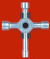 Dubro 701 4-vägsnyckel/fäste XL