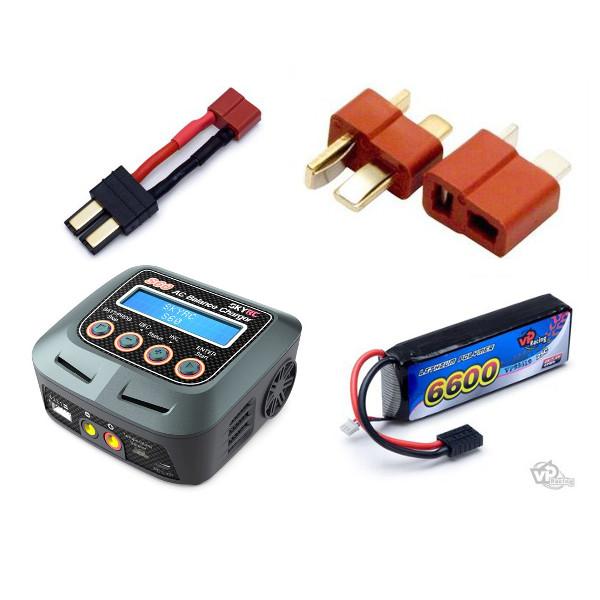 Laddare och batterier