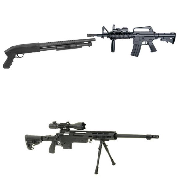 Fjädergevär