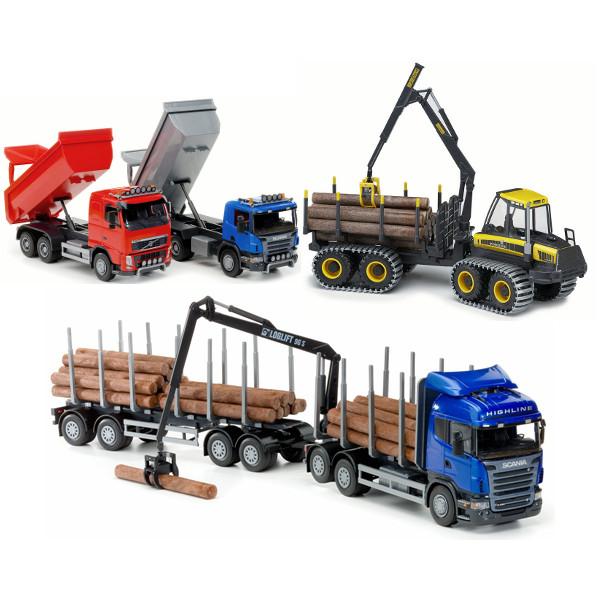 Lastbils modeller(Emek)