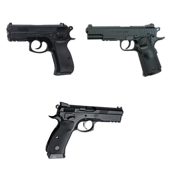 CO2 pistoler